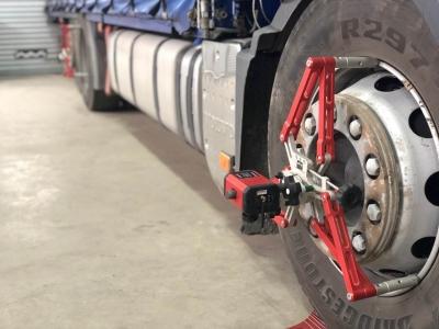 Реглаж на камиони